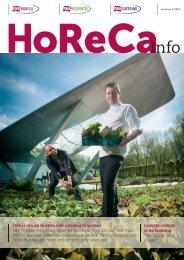 Horeca Info nr. 4 2012 - FNV Horecabond