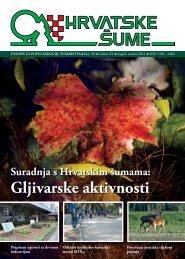 Gljivarske aktivnosti - Hrvatske šume