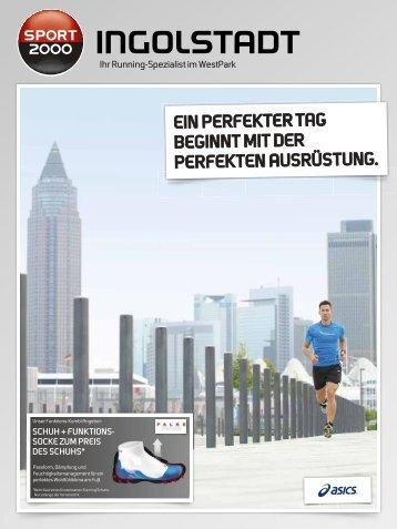 Prospekt herunterladen - sport 2000 ingolstadt