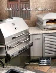 Outdoor Kitchen Resource Book - Kalamazoo Outdoor Gourmet