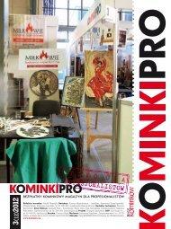 Kominki Pro nr 5, 3/2010 - ihz.pl
