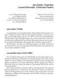 John Rutter Leonard Bernstein Samstag | 21.09.2013 | 19.30 Uhr ... - Seite 2