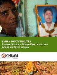 BT Cotton Suicides Report.pdf - South Asia Program