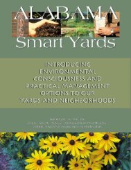 Alabama Smart Yards - Alabama Cooperative Extension System