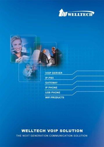 VoIP Server Center Solution