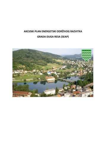 akcijski plan energetski održivog razvitka grada duga resa (seap)