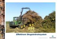 ESS-projekt - Energikontor Sydost