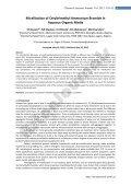 Micellisation of Cetyltrimethyl Ammonium Bromide ... - AstonJournals - Page 2