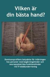 vilken ar din basta hand