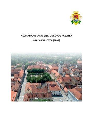 akcijski plan energetski održivog razvitka grada karlovca (seap)