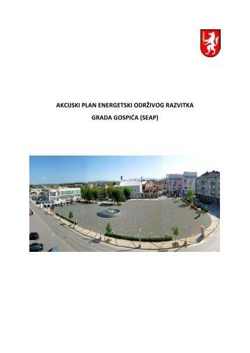 Grad Gospić - Gradski ured za energetiku, zaštitu okoliša i održivi ...