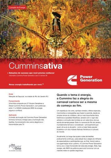 Carnaval - Cummins Power Generation