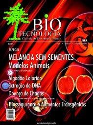 MELANCIA SEM SEMENTES Modelos Animais - Biotecnologia