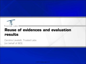 Reuse of evidences and evaluation results.pdf - Your Creative ...