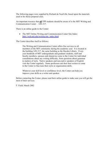 tppp cover letter