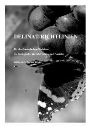 Delinat Richtlinien 2013 - Dc.delinat-institut.org - Delinat-Institut