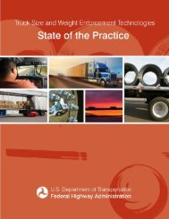 Task 7 - Implementation Strategy - FHWA Operations