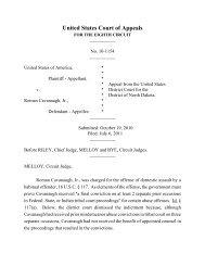 United States v. Cavanaugh