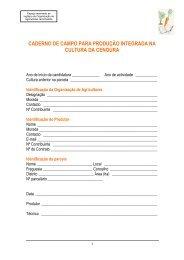 Caderno de Campo Cenoura - Embrapa