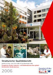 Qualitätsbericht 2006