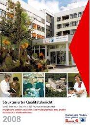 Qualitätsbericht 2008 Aufgabenspektrum der Johanniter - KTQ