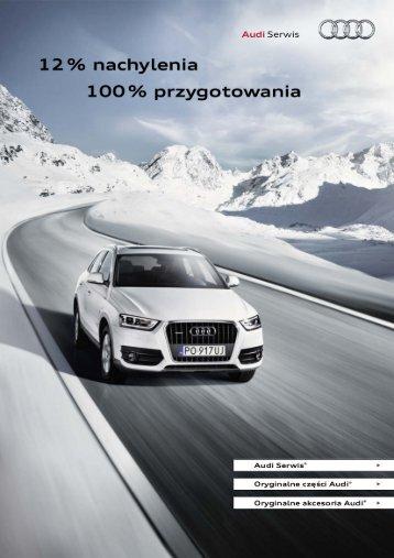 1 2 % nachylenia 100 % przygotowania - Auto Special