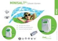 MINISALT® - Pool Technologie