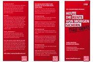 Flyer_Rente_2012_screen.pdf - Rente muss zum Leben reichen