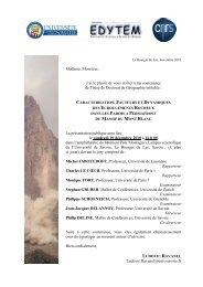 PDF, 348 ko - edytem - Université de Savoie