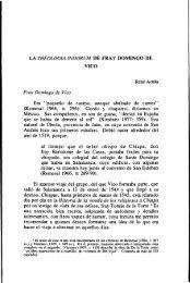 LA THEOLOGIA INDORUM DE FRAY DOMINGO DE VICO ... - Inicio