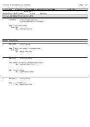 Tribunal de Commerce de Verviers Page 1/17 --- FEUILLE ... - Juridat