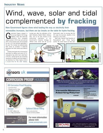 View advert- Page 6 - Industrial Technology Magazine