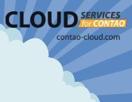 Cloud Services for Contao