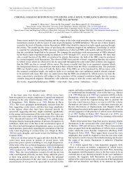 coronal faraday rotation fluctuations and a wave/turbulence-driven ...