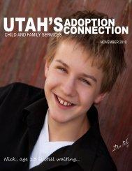 November 2010 - Adoption Exchange