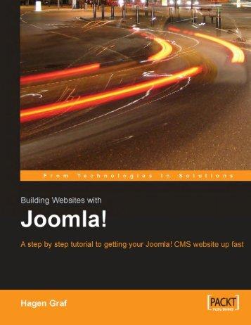 Building Websites with Joomla! - Meuwissen Design