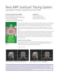 Philips Scanning Guidelines - Medtronic