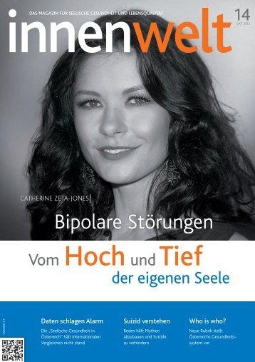 Bipolare Störungen - innenwelt magazin