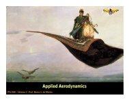 Applied Aerodynamics - ITA