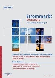 energiepolitik - Claudia Kemfert