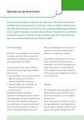 Operatie aan de hand of pols - Mca - Page 2