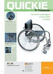 Quickie Titanium TI.pdf - Ortopedia Paoletti