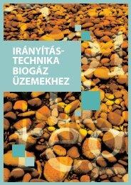 irányítás- technika biogáz üzemekhez - Contireg Mérnökiroda Kft.