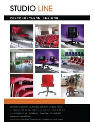 Polypropylene Designs - Studio   Line