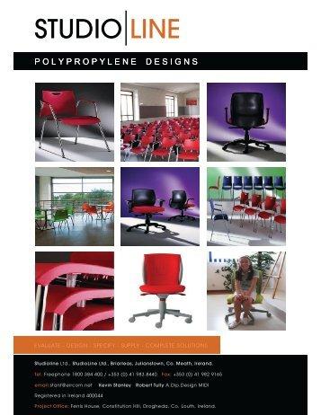Polypropylene Designs - Studio | Line