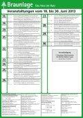 Veranstaltungen vom 1. bis 17. Juni 2013 - Kurgastzentrum Braunlage - Seite 2