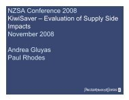 paper - New Zealand Society of Actuaries