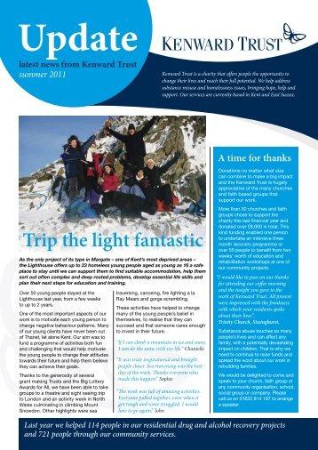 Summer 2011 Newsletter - Kenward Trust