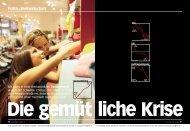 Die gemütliche Krise - Dieter Schnaas