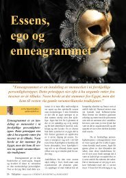 Essens, ego og enneagrammet - Ildsjelen